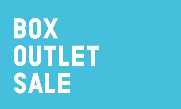 BOX OUTLET SALE
